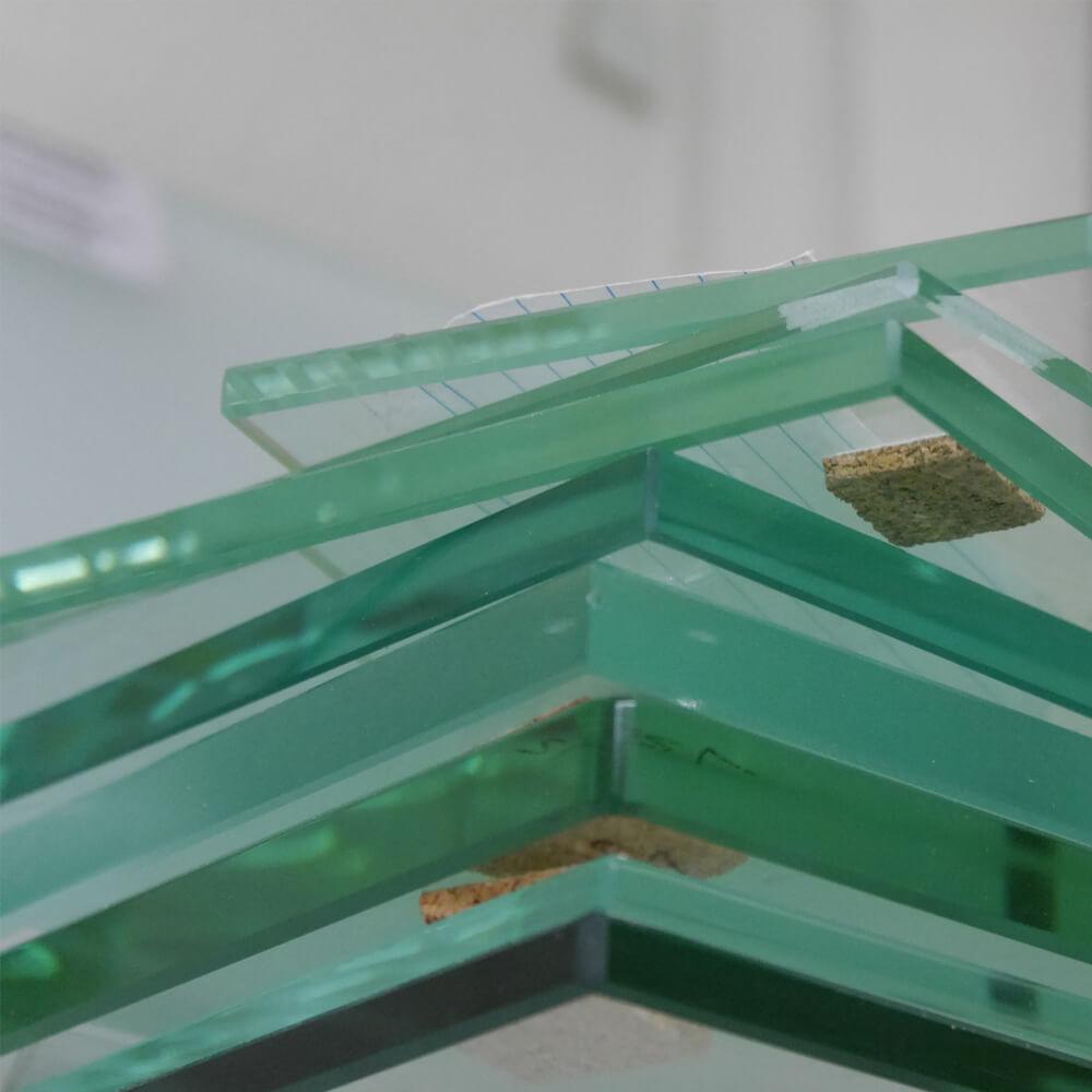 Kantenbearbeitung von Glasscheiben